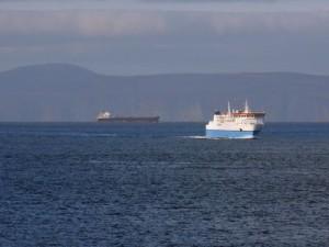 transport des marchandises par voie maritime