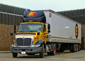 transport des marchandises par la route