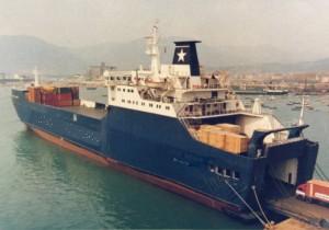 Cargo général- bateau de transport de marchandise