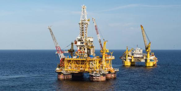 plateforme offshore